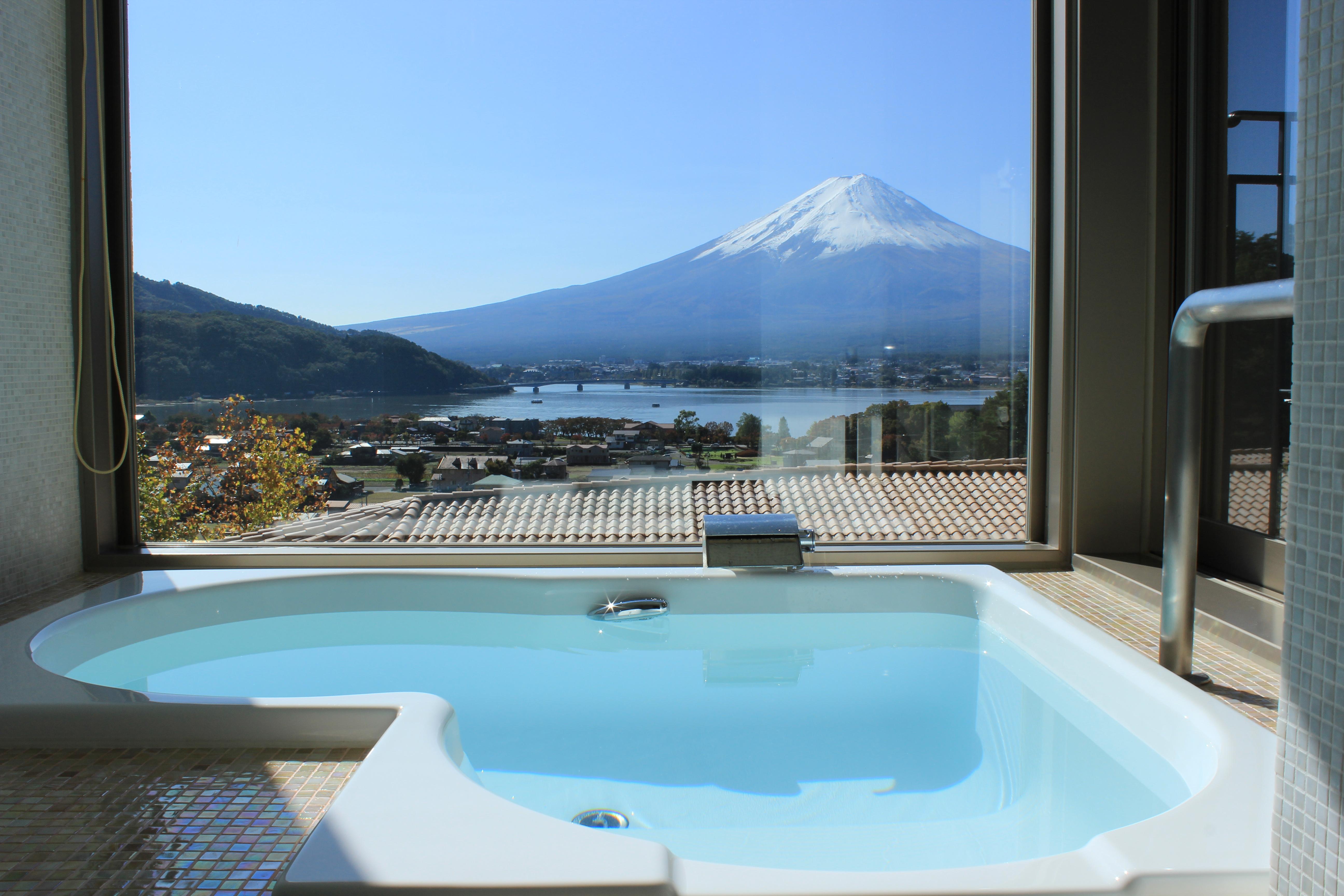 ラビスタ富士河口湖_富士山が見える宿