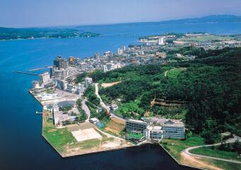 写真:和倉温泉(石川県)